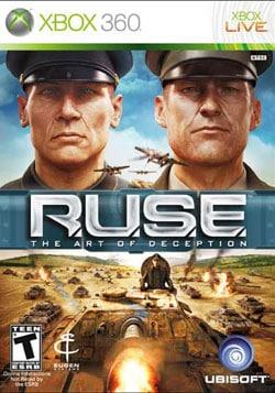Xbox 360 - R.U.S.E. - By UbiSoft