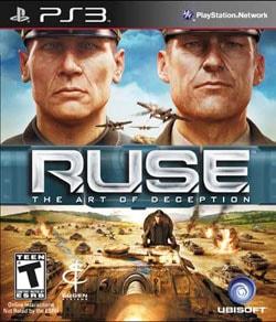 PS3 - R.U.S.E. - By UbiSoft