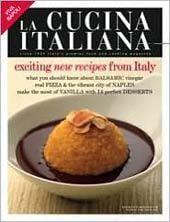 La Cucina Italiana, 8 issues for 1 year(s)