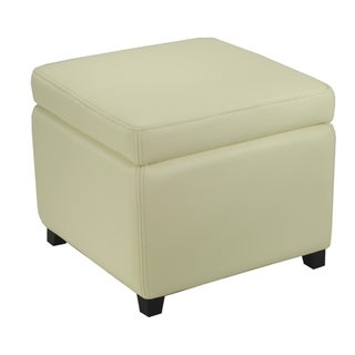 Safavieh Jonathan Off White Flip-top Ottoman