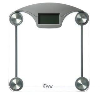 Conair Weight Watchers Digital Glass Scale