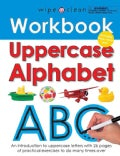Uppercase Alphabet: An Introduction to Uppercase Letters (Spiral bound)