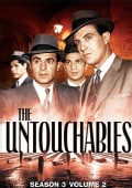 The Untouchables: Season Three Vol. 2 (DVD)