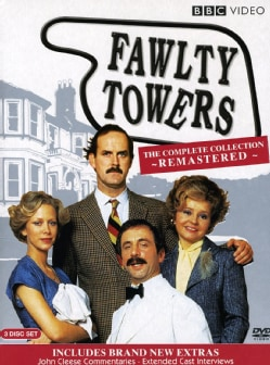 Fawlty Towers Complete Collection (DVD)