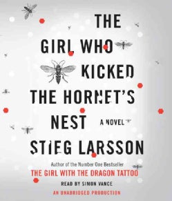 The Girl Who Kicked the Hornet's Nest (CD-Audio)