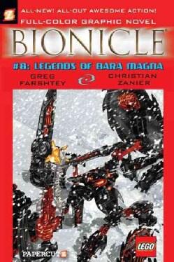 Bionicle 8: Legends of Bara Magna (Hardcover)