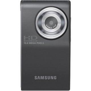 "Samsung HMX-U10 Digital Camcorder - 2"" LCD - CMOS - Green"