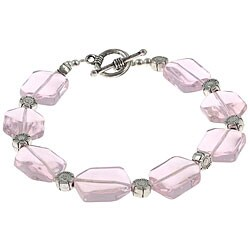 Glass Silver Bracelet (Thailand)