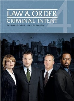 Law & Order: Criminal Intent Season 4 (DVD)