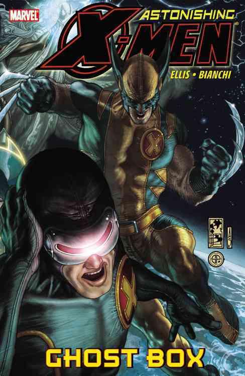 Astonishing X-men 5: Ghost Box (Paperback)
