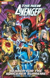 New Avengers 11: Search for the Sorcerer Supreme (Paperback)
