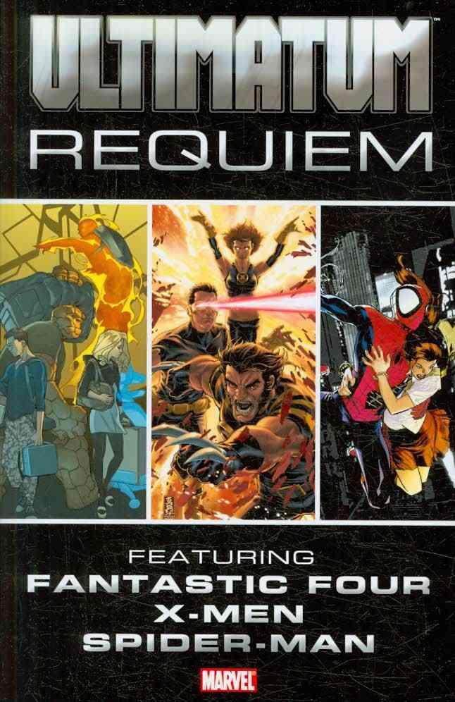 Ultimatum: Requiem (Paperback)