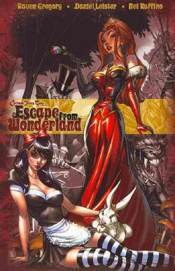 Escape from Wonderland (Hardcover)
