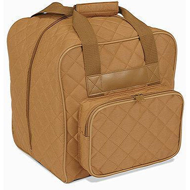Studio Collection Quilted Wear-resistant Extra-wide Serger Hand Tote