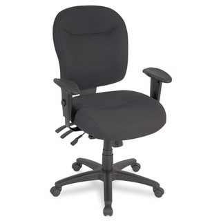Alera Wrigley Series Mid-Back Multifunction Chair