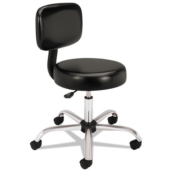 HON Black Medical Exam Stool