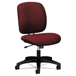HON Comfortask Burgundy Task Swivel/ Tilt Chair