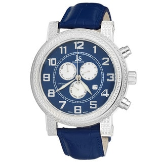 Joshua & Sons Men's 'El Cid' Swiss Chronograph Watch
