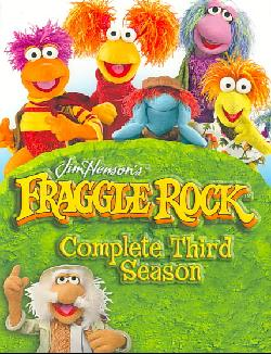 Fraggle Rock: Season 3 (DVD)