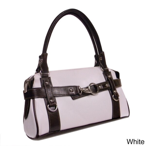 Rina Rich East-West Tote