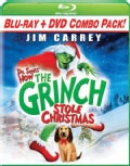 Dr. Seuss' How The Grinch Stole Christmas (Blu-ray/DVD)