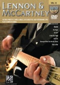 Guitar Play Along: Lennon & McCartney Vol 12 (DVD)