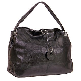 Rina Rich 'Sasha' Synthetic Leather Satchel