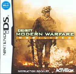 Nintendo DS - Call of Duty: Modern Warfare: Mobilized