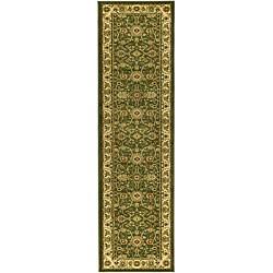 Safavieh Lyndhurst Collection Majestic Sage/ Ivory Runner (2'3 x 16')