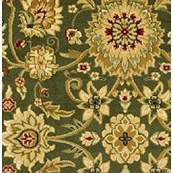 Safavieh Lyndhurst Collection Majestic Sage/ Ivory Runner (2'3 x 8')