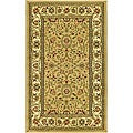 Lyndhurst Collection Majestic Beige/ Ivory Rug (3'3 x 5'3)