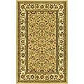 Safavieh Lyndhurst Collection Majestic Beige/ Ivory Rug (3'3 x 5'3)