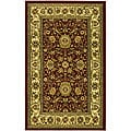 Safavieh Lyndhurst Collection Majestic Red/ Ivory Rug (3'3 x 5'3)