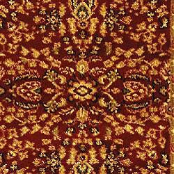 Lyndhurst Persian Treasure Red/ Black Runner (2'3 x 16')