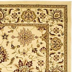 Safavieh Lyndhurst Collection Heritage Ivory/ Ivory Rug (6' x 9')