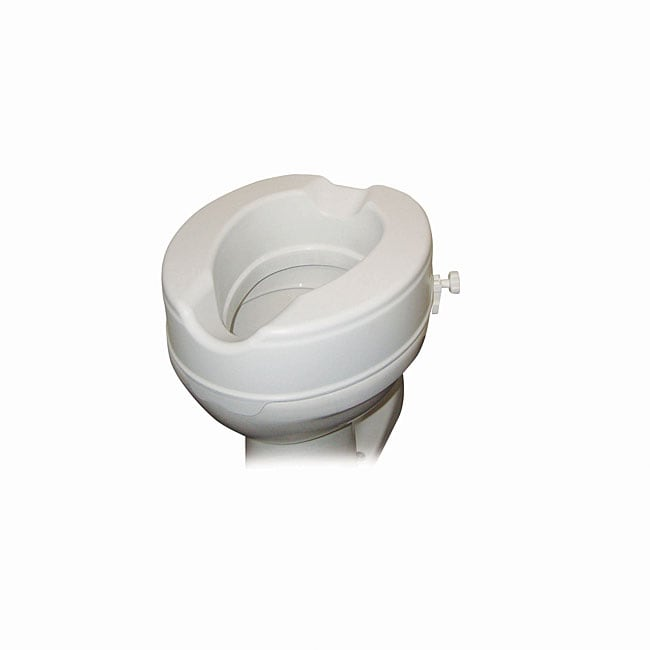 Drive 6 Inch Raised Toilet Seat Without Lid Overstock Shopping Top Rated