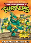 Teenage Mutant Ninja Turtles Season 7 (DVD)