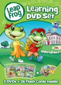 Leapfrog Learning Set (DVD)