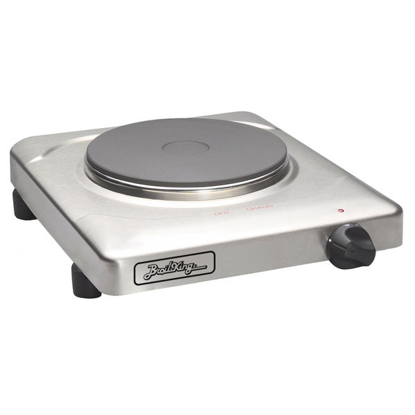 BroilKing PCR-1S Professional Stainless Cast Iron Range
