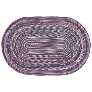 Watch Hill Multi-color Indoor/ Outdoor Braided Rug (8' x 11')