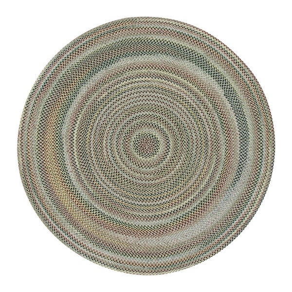 Beacon Hill Bay Leaf Indoor / Outdoor Braided Rug (8' Round)