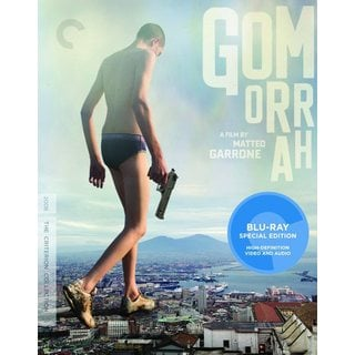 Gomorrah (Blu-ray Disc)