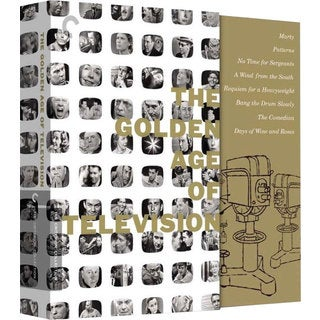The Golden Age of Television Criterion Collection Box Set (DVD)