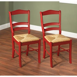 Simple Living Paloma Dining Chairs (Set of 2)