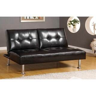 Furniture of America Belmont-inspired Espresso Multifunctional Futon/ Sofa Bed