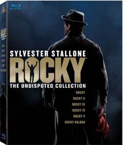 Rocky - The Undisputed Collection (Blu-ray Disc)
