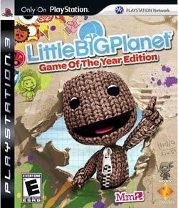 PS3 - LittleBigPlanet (Game of the Year Edition)