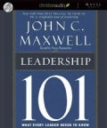 Leadership 101: What Every Leader Needs to Know (CD-Audio)