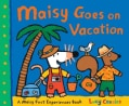 Maisy Goes on Vacation (Hardcover)