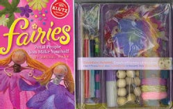Fairies: Petal People You Make Yourself (Hardcover)